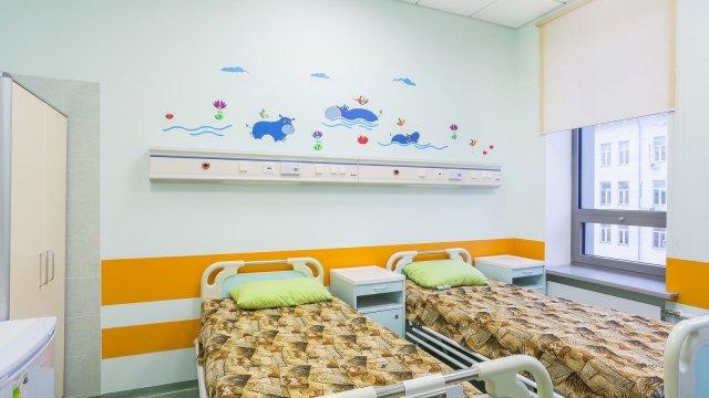 Изображение 12 - Оформление стен детского эндокринологического центра