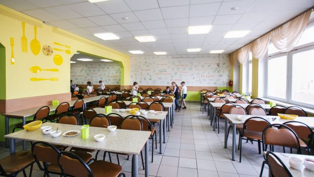Изображение 10 - оформление школы: лестниц, рекреаций, актового зала, коридоров