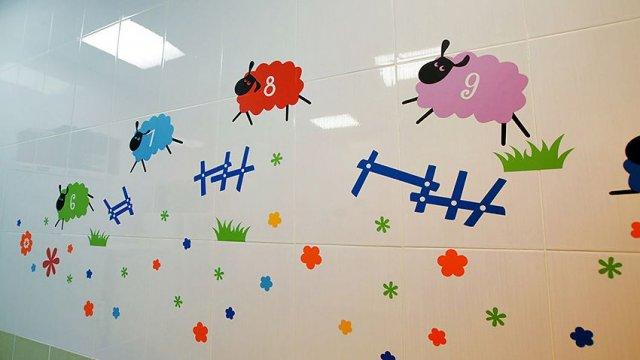 Изображение 4 - оформление детской поликлиники Альфа-страхования