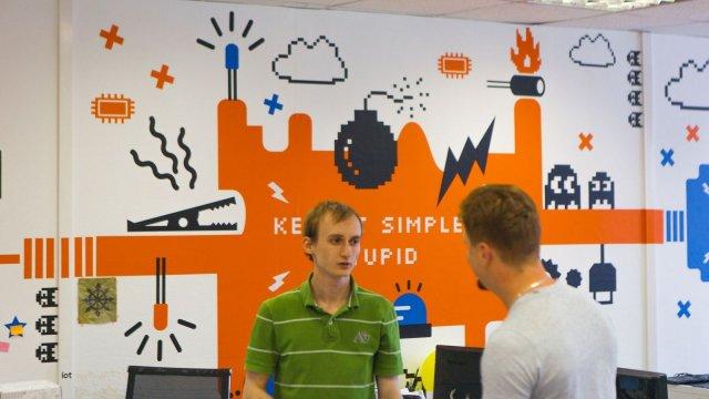 Изображение 8 - Офис интернет-магзина Амперка