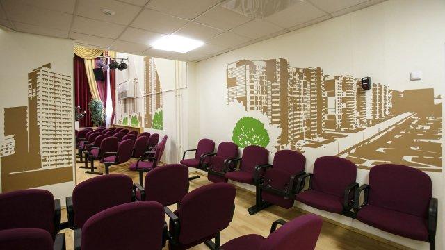 Изображение 18 - оформление школы: лестниц, рекреаций, актового зала, коридоров