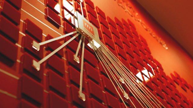 Изображение 1 - оформление офиса компании НИКАМЕД