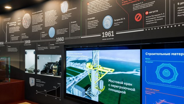 Изображение 17 - дизайн стены выставочной экспозиции