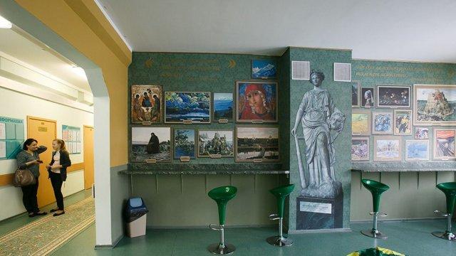 Изображение 13 - оформление актового зала школы