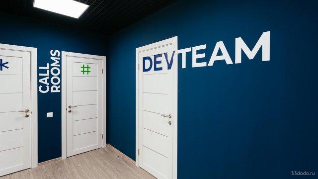 Изображение 8 - типографика в оформлении стен офиса компании Эскейп