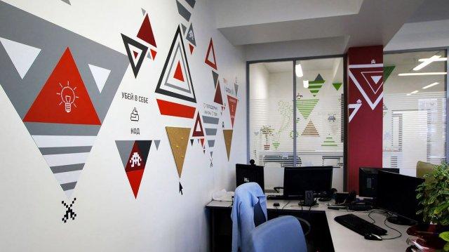 Изображение 5 - Оформление офиса WebSoft