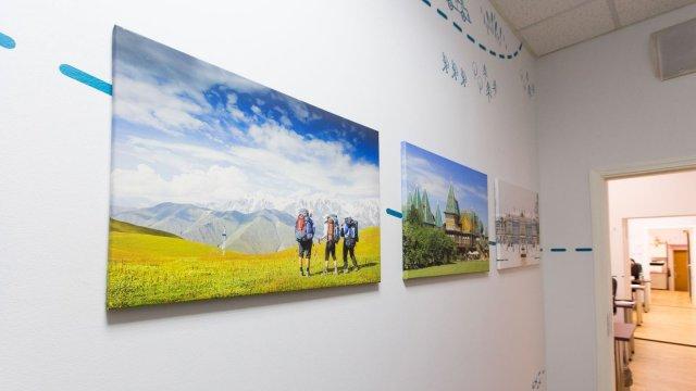 Изображение 3 - оформление офиса OLTA Travel