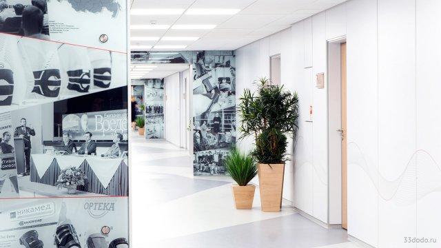 Изображение 6 - Дизайн коридоров офиса