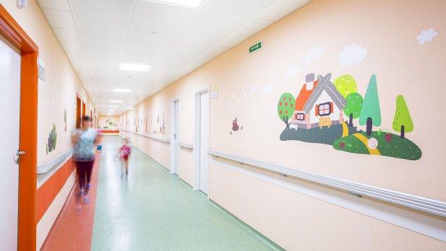 Изображение 16 - Оформление стен детского эндокринологического центра